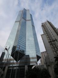 Skyscrapers.