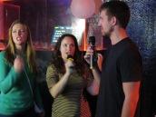 And then karaoke happened.