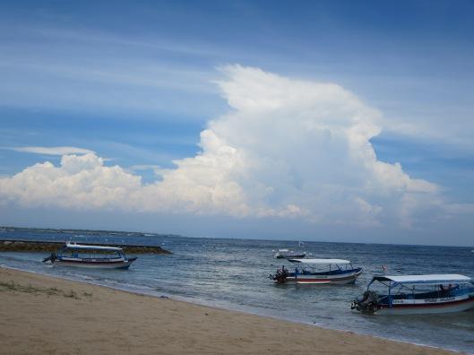 Typical Bali postcard photo.