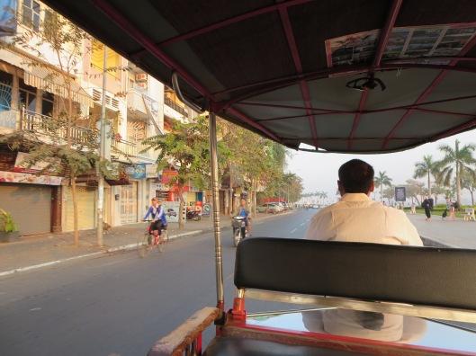 Knowledgeable tuk tuk drivers