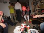 Inevitable balloon games.