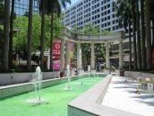 It's a beautiful fountain!